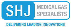 SHJ Medical Gas Specialists Logo