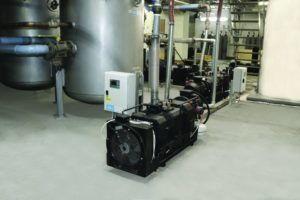 Engineering Update Gardner Denver takes care of SHJ Hospital Pipeline medical vacuum needs with oil-free screw technology