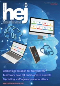 HEJ March Edition Front Cover